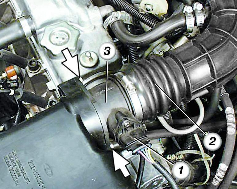 Где находится дмрв на двигателе